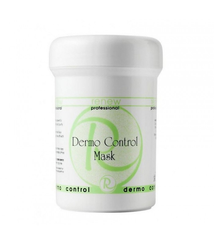 Mask - for oily and problematic skin - Dermo Control - Renew - 250 ml