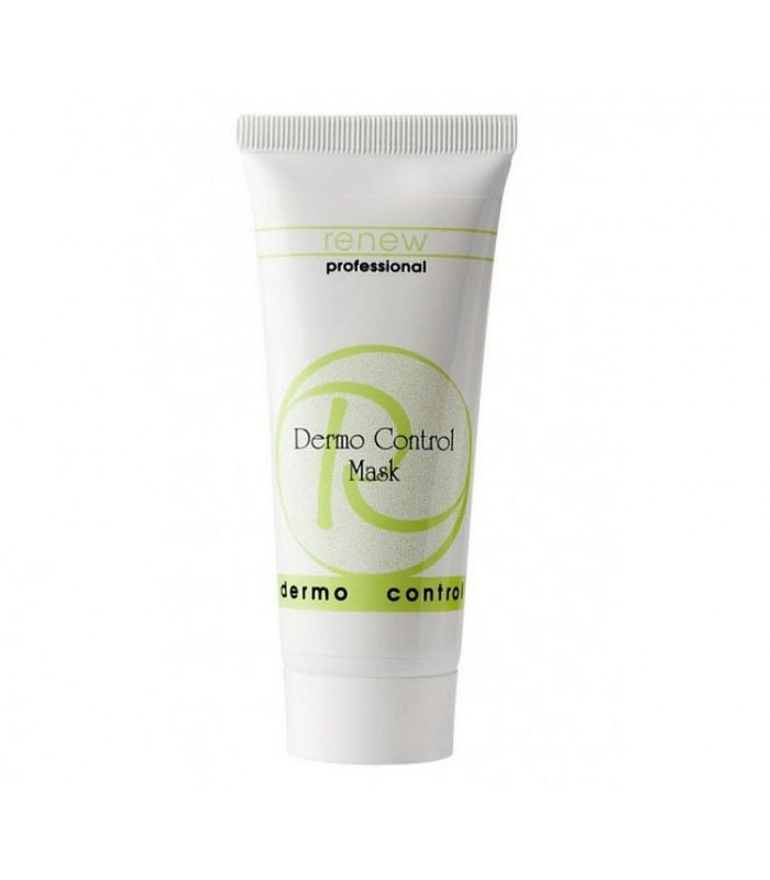 Mask - for oily and problematic skin - Dermo Control - Renew - 70 ml
