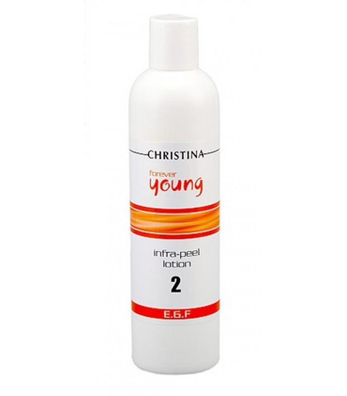 Lotion zur Vorbereitung für Peelings - 300 ml - 8 Prozent AHA - pH 4.0 - Christina - Forever Young